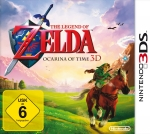 Alle Infos zu The Legend of Zelda: Ocarina of Time 3D (3DS)