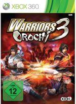 Alle Infos zu Warriors Orochi 3 (360)