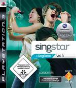 Alle Infos zu SingStar Vol. 3 (PlayStation3)
