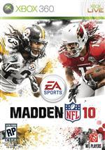 Alle Infos zu Madden NFL 10 (360,PlayStation3)