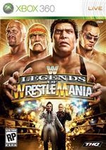 Alle Infos zu WWE Legends of WrestleMania (360,PlayStation3)