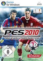 Alle Infos zu Pro Evolution Soccer 2010 (360,PC,PlayStation3)