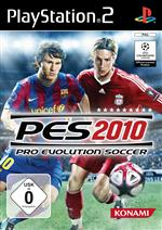 Alle Infos zu Pro Evolution Soccer 2010 (PlayStation2)