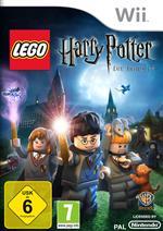 Alle Infos zu Lego Harry Potter: Die Jahre 1-4 (Wii)