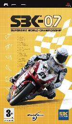 Alle Infos zu SBK-07: Superbike World Championship (PSP)
