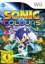 Alle Infos zu Sonic Colours (Wii)