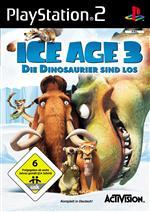 Alle Infos zu Ice Age 3: Die Dinosaurier sind los (PlayStation2)