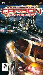 Alle Infos zu Need for Speed: Carbon - Own the City (PSP)