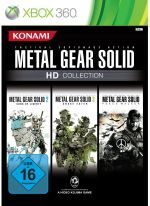Alle Infos zu Metal Gear Solid: HD Collection (360)