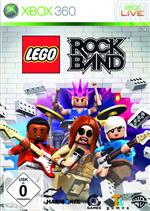 Alle Infos zu Lego Rock Band (360,PlayStation3)