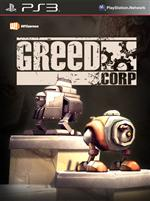 Alle Infos zu Greed Corp (PlayStation3)