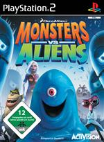 Alle Infos zu Monsters vs. Aliens (PlayStation2)