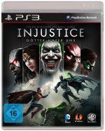 Alle Infos zu Injustice: Götter unter uns (PlayStation3)