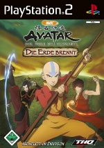Alle Infos zu Avatar - Der Herr der Elemente: Die Erde brennt (PlayStation2)