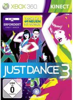 Alle Infos zu Just Dance 3 (360)