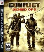 Alle Infos zu Conflict: Denied Ops (PlayStation3)