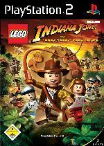 Alle Infos zu Lego Indiana Jones: Die legendären Abenteuer (PlayStation2)