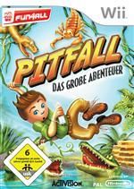 Alle Infos zu Pitfall: Das große Abenteuer (Wii)