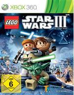 Alle Infos zu Lego Star Wars 3: The Clone Wars (360)