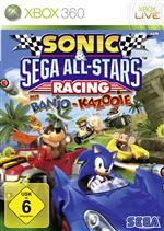 Alle Infos zu Sonic & SEGA All-Stars Racing (360)
