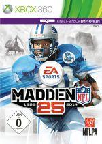 Alle Infos zu Madden NFL 25 (360)