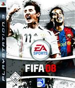 Alle Infos zu FIFA 08 (PlayStation3)