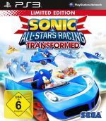 Alle Infos zu Sonic & All-Stars Racing: Transformed (PlayStation3)