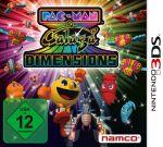 Alle Infos zu Pac-Man & Galaga Dimensions (3DS)