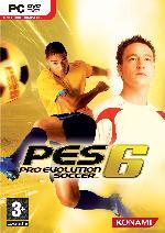 Alle Infos zu Pro Evolution Soccer 6 (PC)