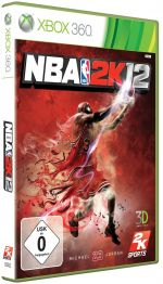 Alle Infos zu NBA 2K12 (360)