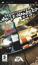 Alle Infos zu Need for Speed: Most Wanted Handheld (2005) (PSP)