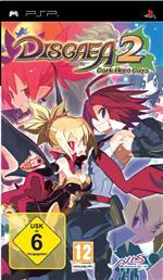 Alle Infos zu Disgaea 2 - Dark Hero Days (PSP)