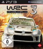 Alle Infos zu WRC 3 - FIA World Rally Championship (PlayStation3)