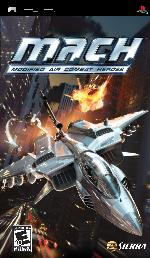 Alle Infos zu M.A.C.H.: Modified Air Combat Heroes (PSP)