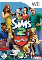 Alle Infos zu Die Sims 2: Haustiere (Wii)