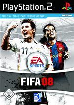 Alle Infos zu FIFA 08 (PlayStation2)