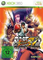 Alle Infos zu Super Street Fighter 4 (360)