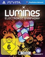 Alle Infos zu Lumines: Electronic Symphony (PS_Vita)
