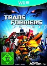 Alle Infos zu TransFormers: Prime - Das Spiel (Wii_U)