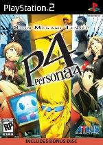 Alle Infos zu Shin Megami Tensei: Persona 4 (PlayStation2)