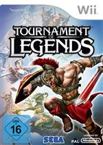 Alle Infos zu Tournament of Legends (Wii)