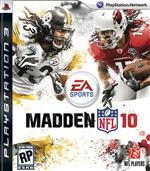 Alle Infos zu Madden NFL 10 (PlayStation3)