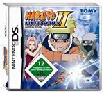Alle Infos zu Naruto: Ninja Destiny 2 - European Version (NDS)