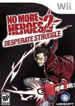 Alle Infos zu No More Heroes 2: Desperate Struggle (Wii)