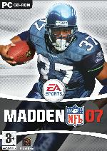Alle Infos zu Madden NFL 07 (PC)