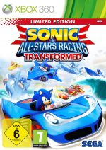 Alle Infos zu Sonic & All-Stars Racing: Transformed (360)