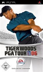 Alle Infos zu Tiger Woods PGA Tour 06 (PSP)
