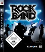 Alle Infos zu Rock Band (PlayStation3,Wii)