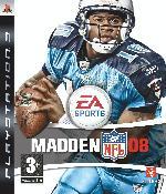 Alle Infos zu Madden NFL 08 (PlayStation3)