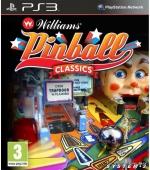 Alle Infos zu Williams Pinball Classics (PlayStation3)